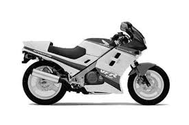 1986-1989 Honda VFR750F RC24 Service Manual
