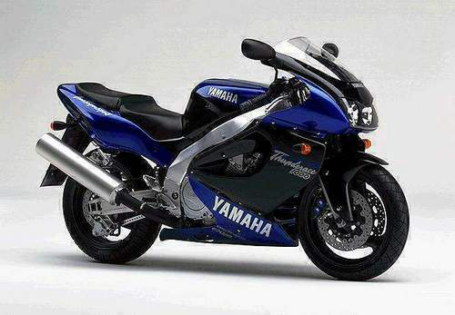 1996-1997 Yamaha YZF1000RJ and YZF1000RJC Service Manual