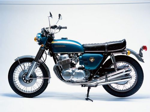1977 Honda CB750 Owners Manual
