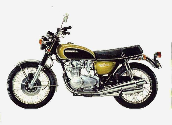 1965-1977 Honda CB500 V-Twin Service Manual