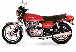 1979-1980 Suzuki GS1000 Service Manual