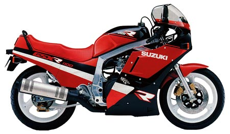 1986-1988 Suzuki GSX-R1100 Service Manual