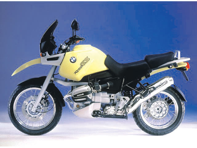 1993-2000 BMW R1100GS & R1100R Service Manual
