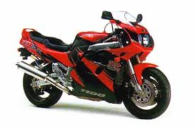 1993-1998 Suzuki GSX-R1100 Service Manual