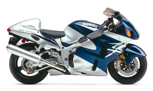 2002 Suzuki Hayabusa GSX-R1300 Supplementary Service Manual