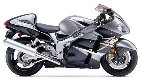 2001 Suzuki Hayabusa GSX-R1300 Supplementary Service Manual