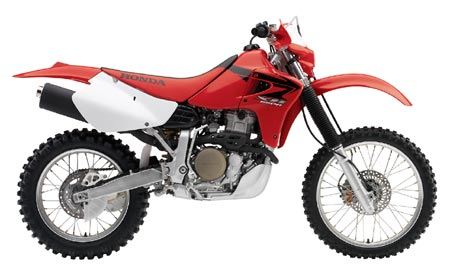 2000-Up Honda XR650R Service Manual