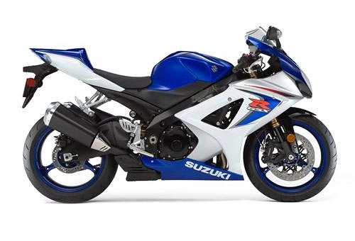 2008 Suzuki GSX-R1000 Owners Manual K8