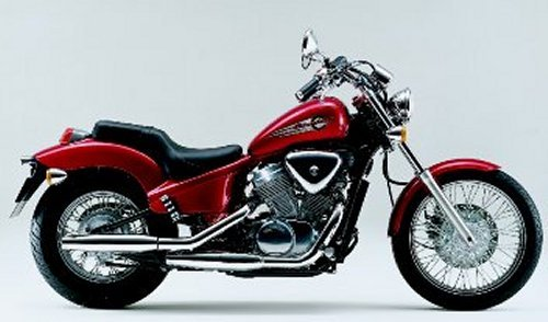 1989-1994 Honda Shadow VT600c Service Manual VT600