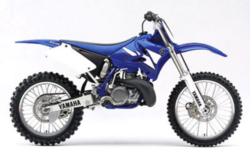 2003 Yamaha YZ250 FR Dirt Bike Service Manual