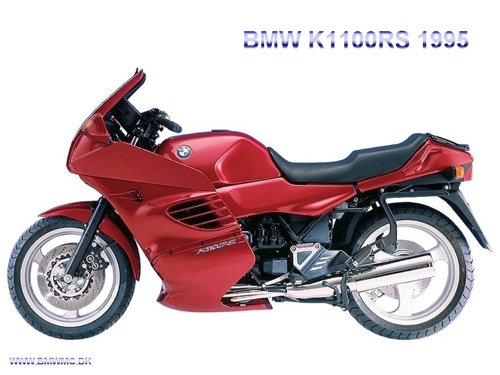 1999 BMW K1100LT & K1100RS Service Manual