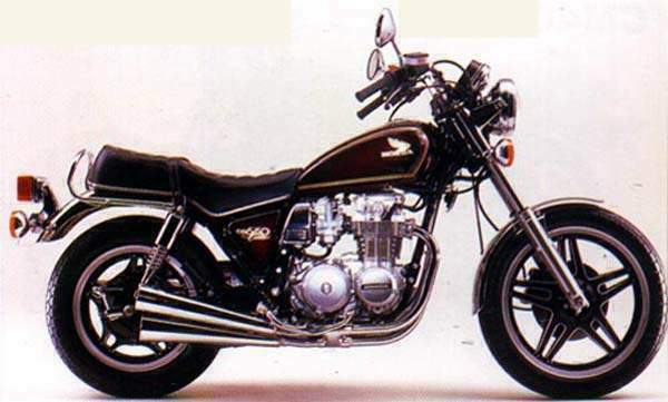 1978-1987 Honda CM400 & CM450 V-Twin Service Manual
