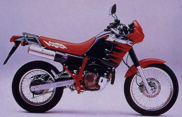 1988-1990 Honda NX250 Service Manual