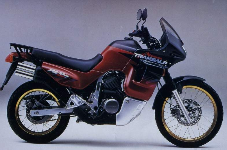 1987-2002 Honda XL600 & XL650 Transalp Service Manual