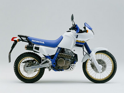 1988-2000 Honda NX650 Dominator Service Manual