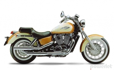 1985-1998 Honda Shadow VT1100 Service Manual