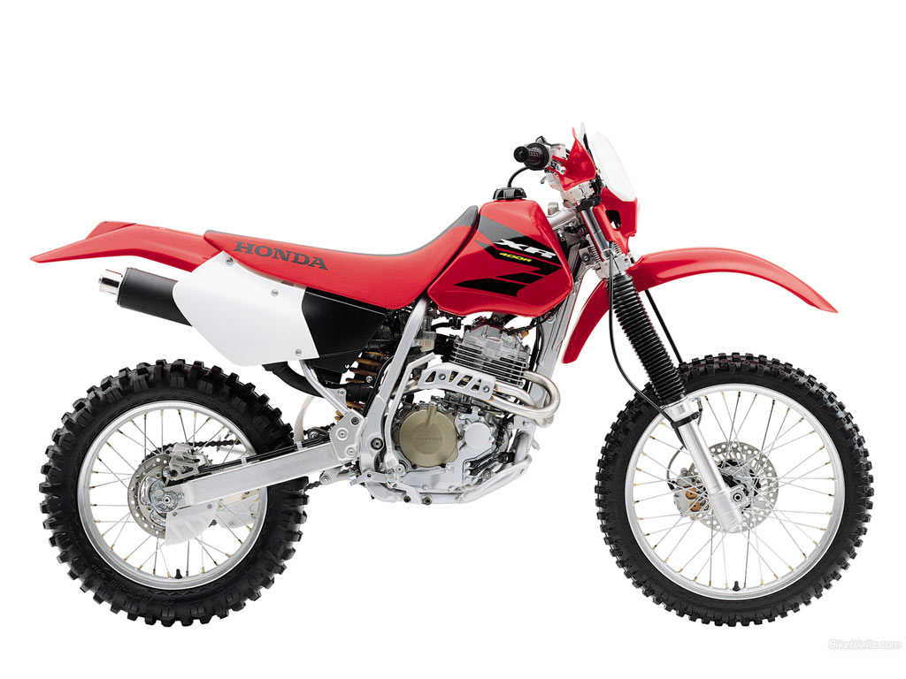1996-2003 Honda XR400R Service Manual