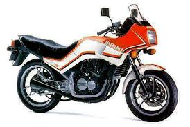 1985-1990 Suzuki GS250 Service Manual