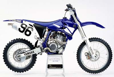 2003 Yamaha YZ450 FR Dirt Bike Service Manual