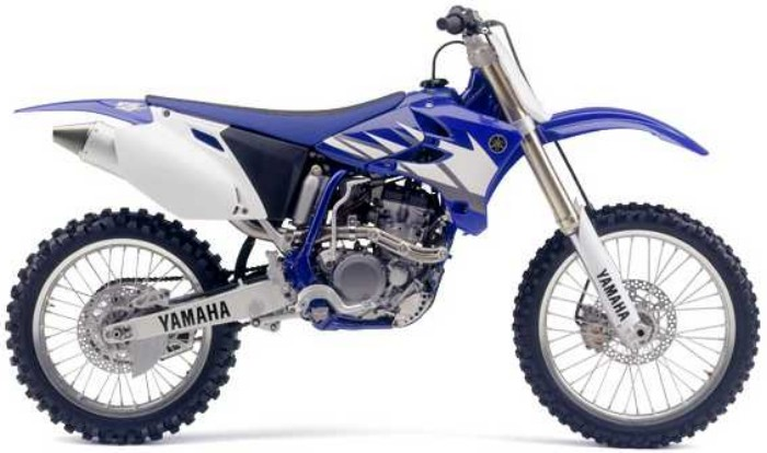 2001-2013 Yamaha YZ-250 Service Manual YZ250